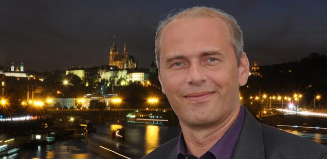 לראשונה בצ'כיה נבחר סנאטור פיראט